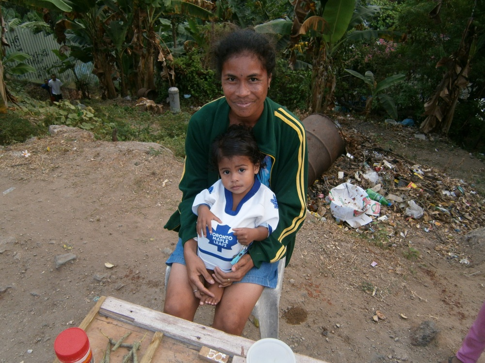 Living and Travel in Papua New Guinea (4/6)