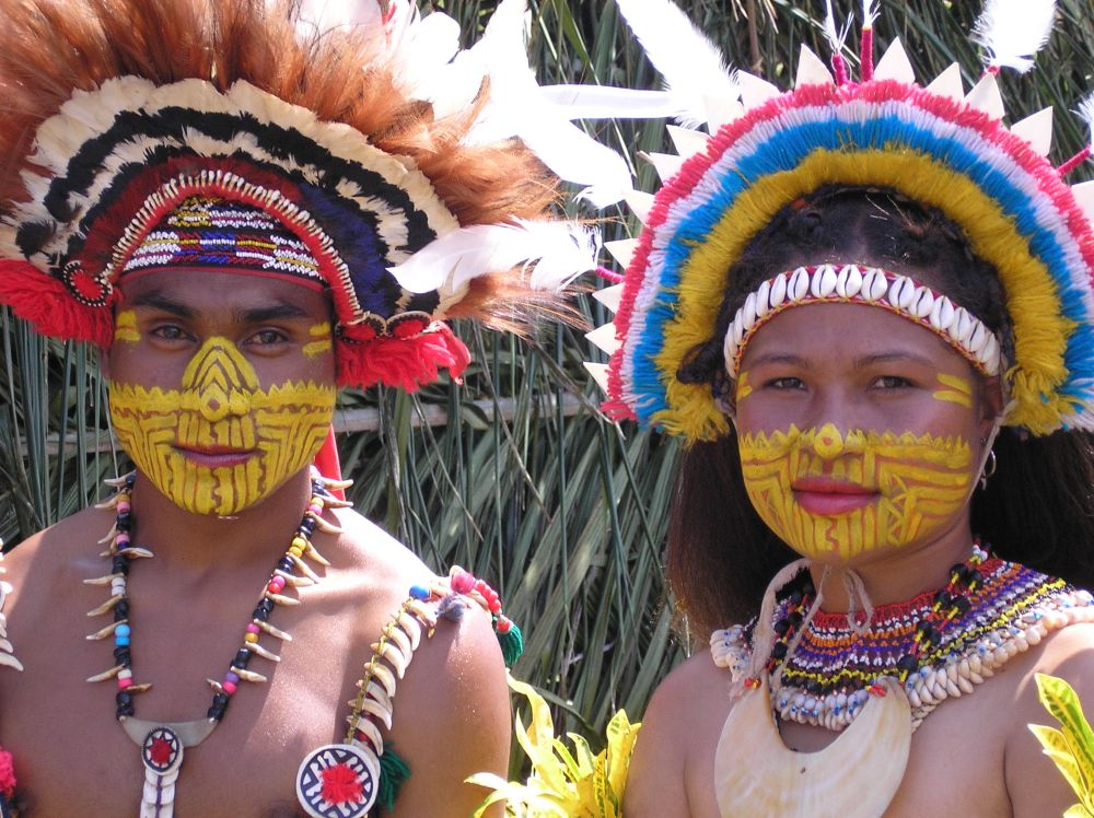 Living and Travel in Papua New Guinea (2/6)