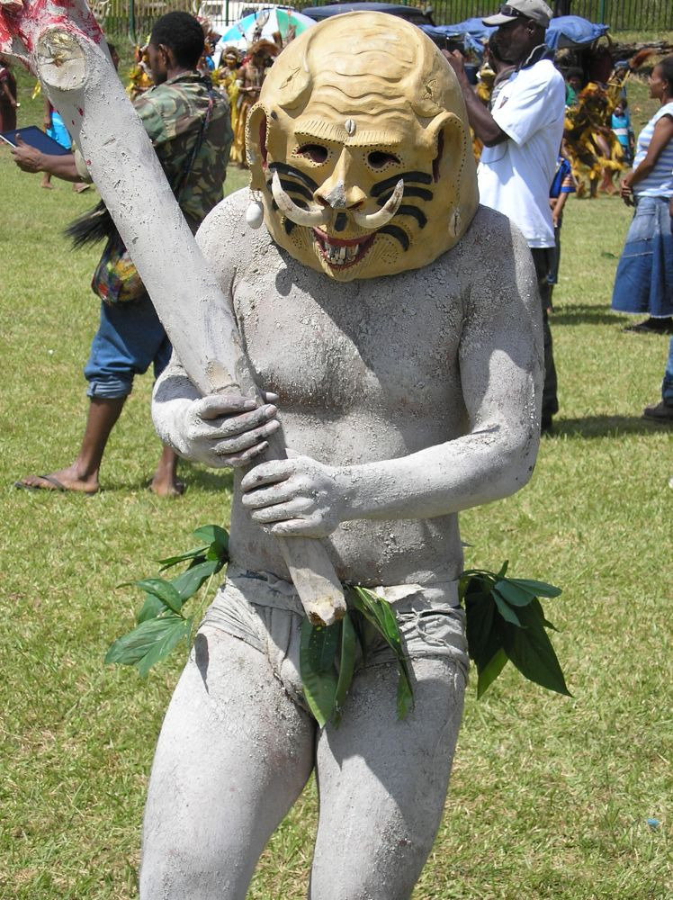 Living and Travel in Papua New Guinea (6/6)