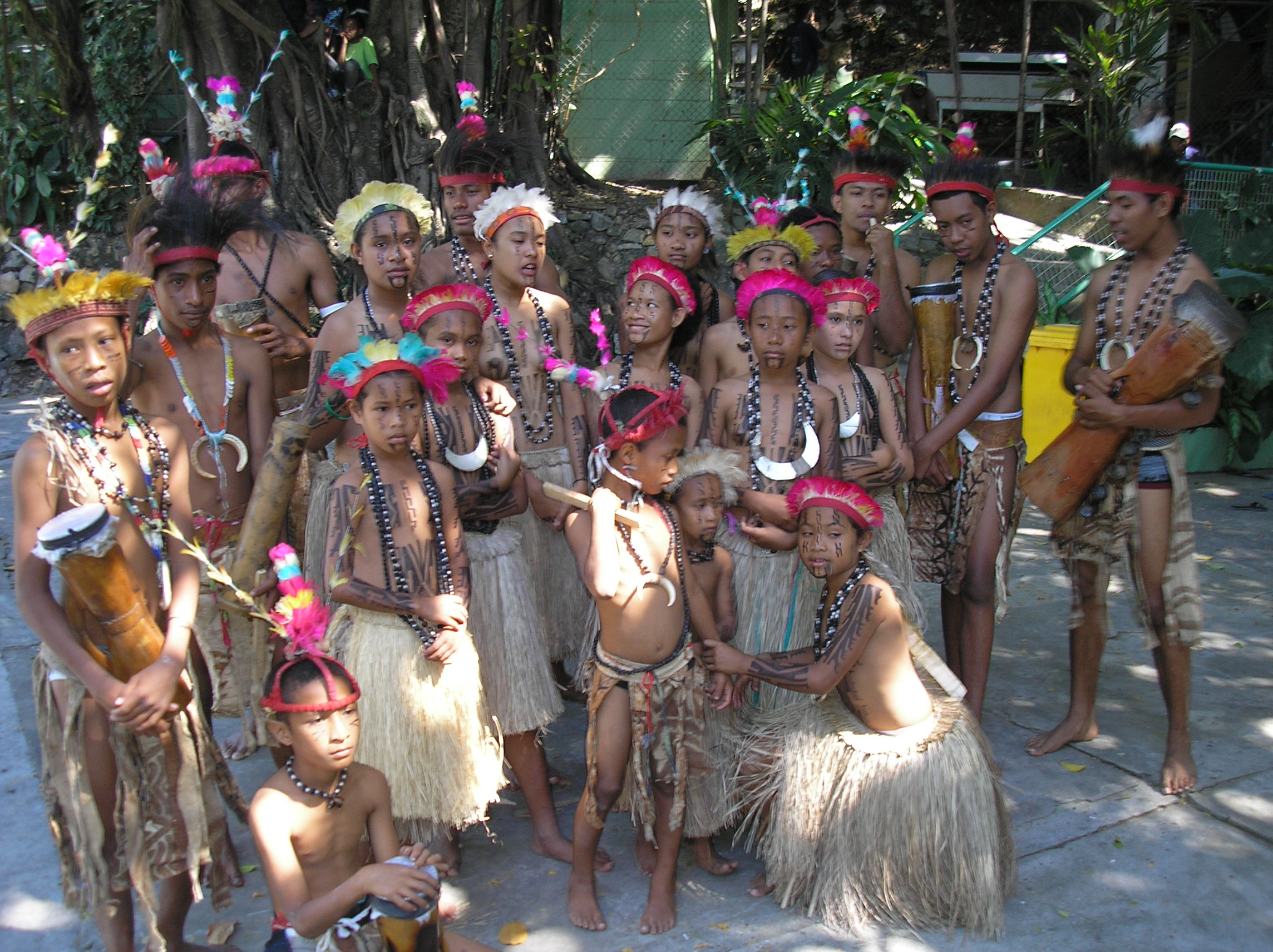 The girls of new guinea