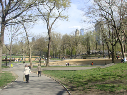 central park by cpw