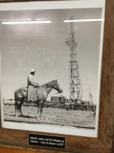 Oil Field Art