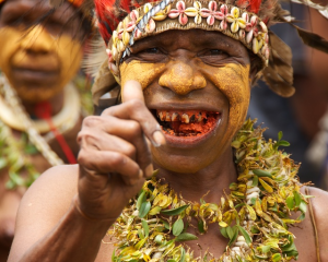 Long term belet nut chewer in PNG