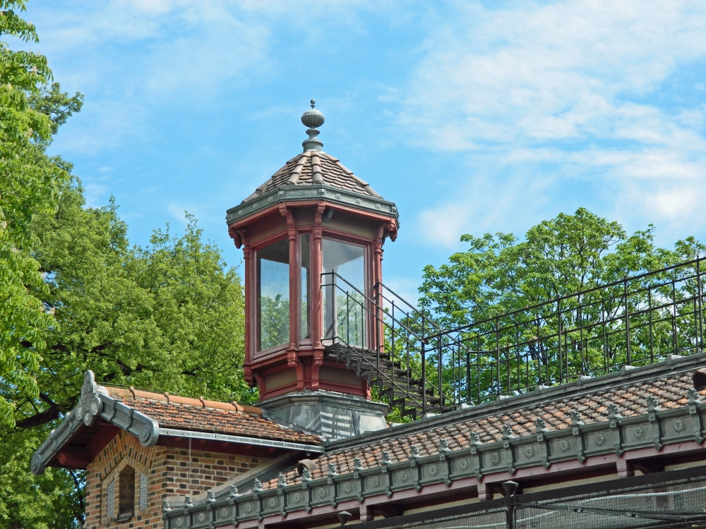 The Paris Zoo, go for the architecture (5/6)