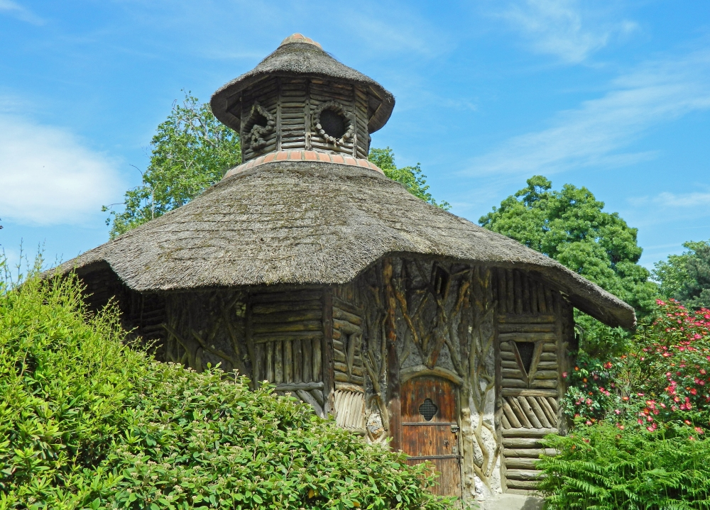 The Paris Zoo, go for the architecture (2/6)