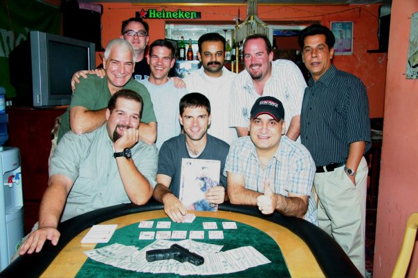 Poker History and Casino Chips: My Story (2/6)