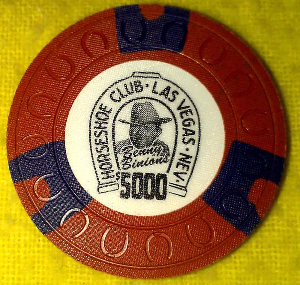 Poker History and Casino Chips: My Story (4/6)