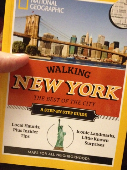 National Geographic makes good travel books that aren't all about shopping or restaurants