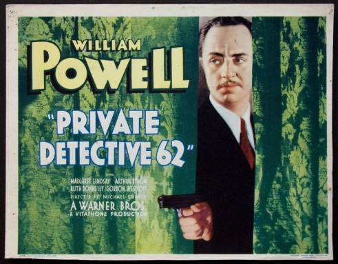Nothing is better than a vintage mystery movie.