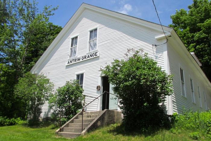 Antrim Grange Building