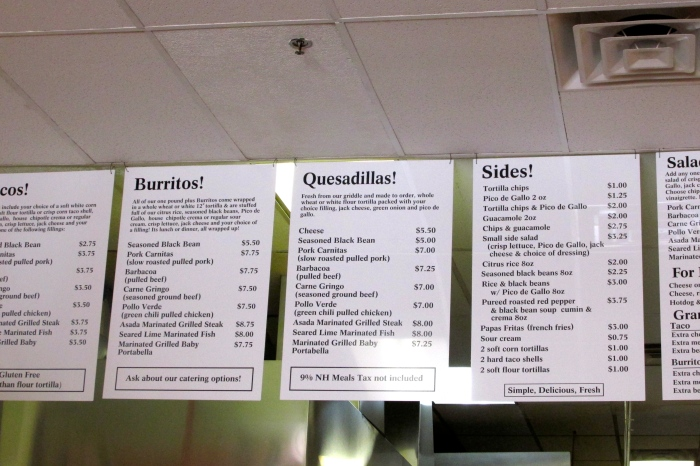 """A real selection, and ask for spicy! They can do any level of """"hot"""" you can take."""